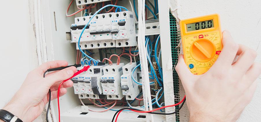 Hitta elektriker i Stockholm